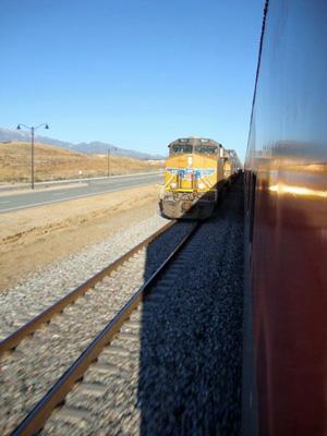 Making the Trains Run On-Time | Rail Passengers Association