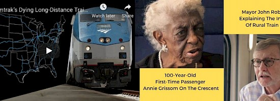 Stand Up for A Connected America!   Rail Passengers Association